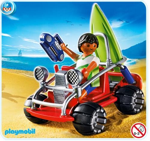 Playmobil Buggy 4863