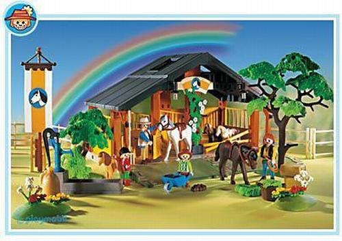 Playmobil Centre equestre 3120