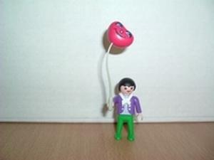 Enfant et ballon