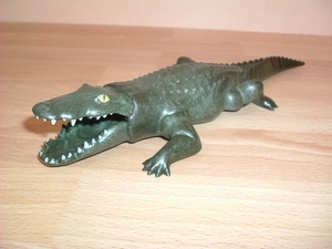 Alligator géant (25 cm) Neuf