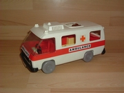 Ambulance ancien modèle