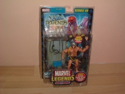 Figurine Marvel Weapon X Wolverine x men