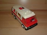 Ambulance vendue en l'état