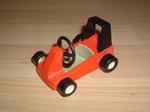 Karting rouge