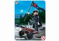 Playmobil Canonier des chevaliers du faucon 4872