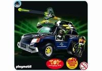 Playmobil 4X4 du Robo Gang 4878