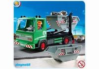 Playmobil Camion à bennes basculantes 3318