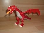 Dragon rouge neuf