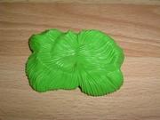 Petit tapis de paille vert