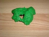 Feuille vert foncé petit modèle