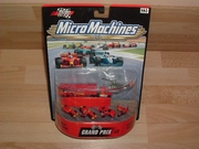 Micro Machine F1 rouge neuf