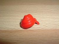 Bonnet marin rouge