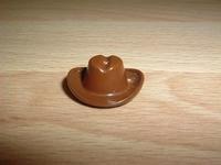 Chapeau cow-boy marron