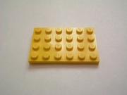 Plaque 24 picots 4x6