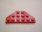 Plaque triangle 12 picots