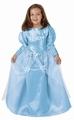 Deguisement costume Princesse bleue 10-12 ans