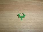 Collier indien vert
