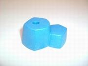 Rocher bleu petit modèle