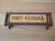 Enseigne Fort Randall