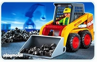 Playmobil Docker tracteur dumper 4477