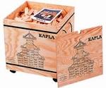 Kapla Boîte en bois 1000 pièces neuf