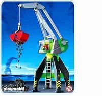 Playmobil Grue portuaire 4470