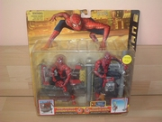 Figurine spiderman  x 2