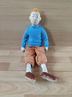 Figurine Tintin Gund en l'état
