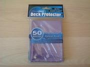 50 Pochettes Ultra Pro DECK PROTECTOR purple neuf