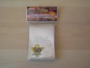 50 Pochettes protége carte du duelliste YU GI OH neuf