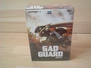 GADGUARD coffret 3 dvd neufs