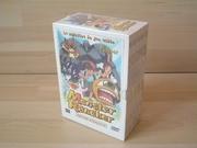 Monster rancher coffret 5 dvd neufs