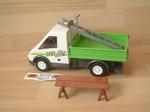 Camion de chantier neuf