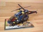 Lego 8971 Agents Hélico