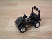 Karting noir