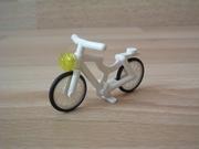 Vélo blanc