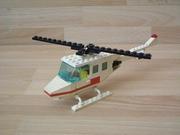 Hélicoptère blanc