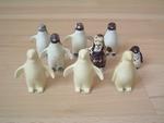 Lot Pingouins