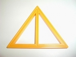 Fenêtre triangulaire
