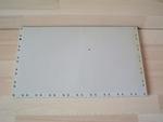 Plancher RDC  45cm x 27cm