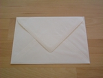 Enveloppe 17,5 x 12 cm