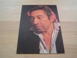 Serge Gainsbourg 15 x 10 cm