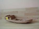 Plancher bateau pirate 3750