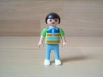 Enfant garçon pantalon bleu