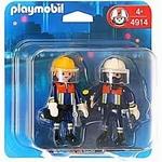Duo Pompiers   4914