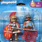 Duo romain et gladiateur 5817