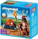 Playmobil Gardien du feu  5104