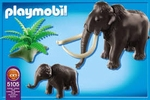Playmobil Mammouth et son petit  5105
