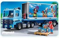 Playmobil Camion porte container 4447