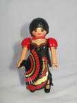 Carmen danseuse flamenco